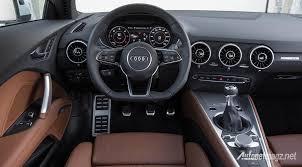 audi tt rs manual audi tt s interior view autonetmagz