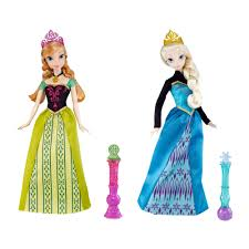disney frozen colour change feature fashion doll assortment