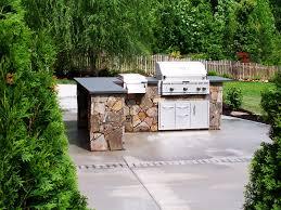 Outdoor Kitchen Design by Kitchen Top Contemporary Outdoor Kitchen Images Home Design