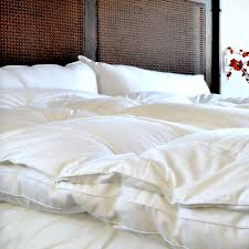 What Is A Feather Bed Bed U0026 Bedding Twin Xl Feather Bed Topper In White For Bedroom