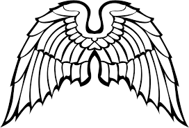 free vector angel wings free download clip art free clip art
