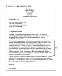 resume cover letter example general download cover letter example
