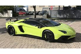 2016 lamborghini aventador 2016 lamborghini aventador sv roadster for sale 0 1663750