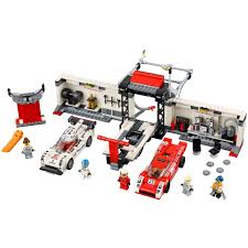 porsche lego speed champions porsche 919 hybrid and 917k pit lane 75876