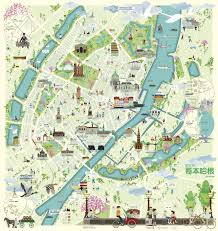 Queens College Map Greatthingstodowithkidschildreninteractivecolorfulnew Things To