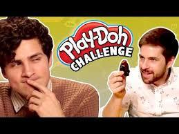 Challenge Smosh Play Doh Challenge Smosh Is Bored