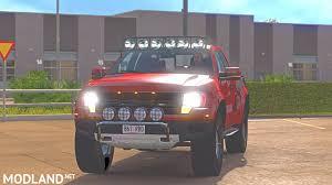 Ford Raptor Svt Truck - ford f 150 svt raptor v 2 2 1 18 x mod for ets 2