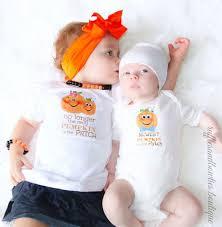 halloween tshirts for kids fun sibbling pumpkin patch matching halloween harvest fall shirts