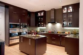 Custom Contemporary Kitchen Cabinets by Quality San Diego Custom Cabinets