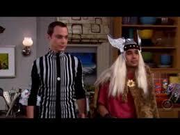 Big Bang Theory Halloween Costumes Big Bang Theory Doppler Effect Montage