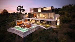 Vantage Design Group Blue Jay Villa Rendering Threelight