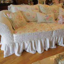 Shabby Chic Sleeper Sofa Collection Shabby Chic Sleeper Sofa Buildsimplehome