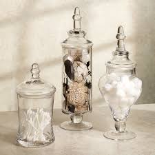 bathroom apothecary jar ideas 256 best glass apothecary jars images on apothecaries