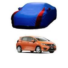honda jazz car cover speedglory water resistant car cover for honda jazz designer blue
