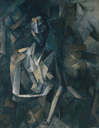1909 10 figure dans un fauteuil seated femme nue assise oil on canvas 92 1 73 cm tate modern london this painting from the collection of