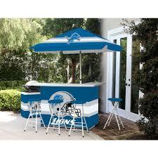 Home Depot Patio Santa Fe Hampton Bay Beverly 3 Piece Wicker Outdoor Patio Bar Set 65 509462