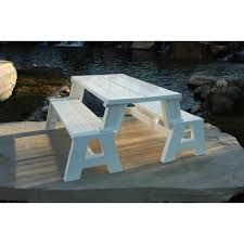 resin white outdoor benches patio chairs the home depot picture