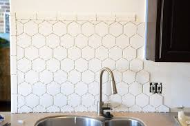 vintage kitchen tile backsplash hexagon tile in the kitchen vintage revivals
