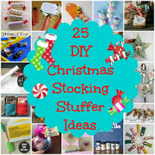 Stocking Stuffers Ideas 25 Diy Christmas Stocking Stuffer Ideas Diy For Life