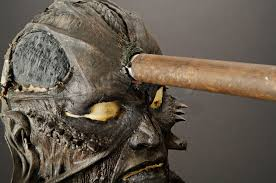 jeepers creepers mask javelin pierced creeper mask prop store ultimate