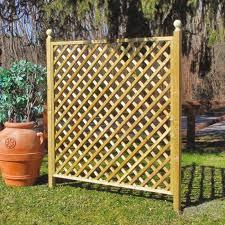 traliccio legno grigliati su misura in legno trattato maglia 10 cm onlywood