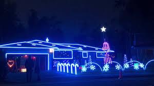 santa rosa christmas lights frozen holiday lights at the millers home in santa rosa youtube