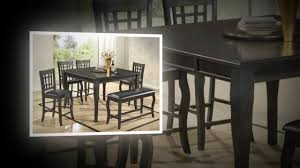 square dining table for 8 with lazy susan youtube