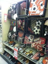 Bathroom Ideas For Boys Guess Ill Be Checking Hobby Lobby Sport Decor From Hobbylobby
