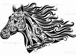 pferd wandtattoo vdan1010de artpainting4you eu
