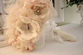 how to make wedding bouquet diy fabric wedding bouquets imbue you i do
