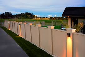 Modern Fence by Letterbox House English Boundary Wall Front Boundary Wall Designs