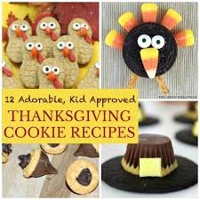 12 adorable thanksgiving cookies recipes your will
