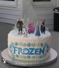 frozen birthday cake birthday cake with candy
