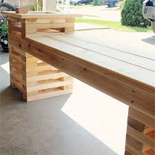 how to make a wooden garden bench home dzine garden concrete or wood garden bench ideas