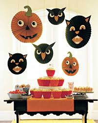 halloween cups and plates halloween decorating and craft templates martha stewart