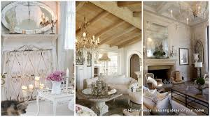 amazing country chic living rooms in interior home inspiration