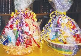 purim gifts survey israelis cutting on purim gift baskets national