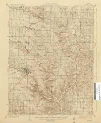 Stl Map Missouri Historical Topographic Maps Perry Castañeda Map