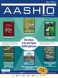 aashto catalog road surface portable document format