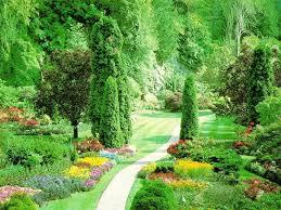 Beautiful Garden Pictures Flower Garden Wallpapers On Kubipet Com