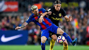 Lionel Messi Leg Barcelona S Lionel Messi Expected To Miss 3 Weeks With Groin Strain