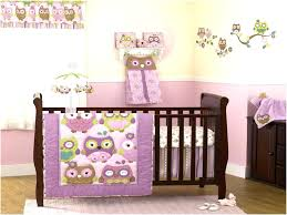 Boy Owl Crib Bedding Sets Baby Monkey Crib Bedding Sets Videozone Club