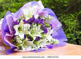 Bouquet Of Lilies Bouquet Of Lilies Stock Images Royalty Free Images U0026 Vectors