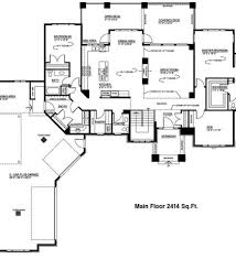 custom home plans unique ranch house plans stellar homes custom home unique floor