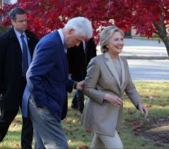 photos hillary clinton et donald trump leur dernier duel