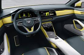 volkswagen phideon interior volkswagen t cross breeze concept first look review