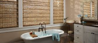 bamboo reed and woven wood shades ambiance window coverings