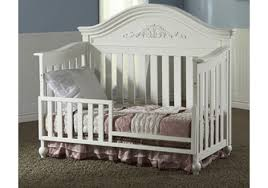 Crib That Converts To Bed Gardena Forever Crib By Pali Furniture