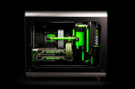 pubg 980 ti rig spotlight hex gear r40 featuring geforce gtx 980 ti sli geforce