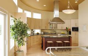 Pictures Of Kitchens Modern Light Wood Kitchen Cabinets Page - Light cherry kitchen cabinets